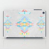 navajo iPad Cases featuring Navajo by Marta Olga Klara