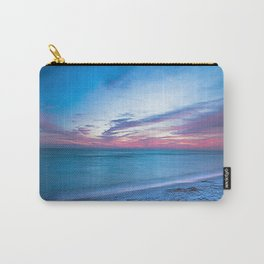 If By Sea - Sunset and Emerald Waters Near Destin Florida Carry-All Pouch