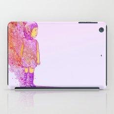 Flame doodle iPad Case