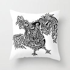 fowl Throw Pillow