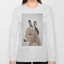 Donkey - Colorful Long Sleeve T-shirt
