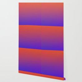 STEAM SCENE - Minimal Plain Soft Mood Color Blend Prints Wallpaper
