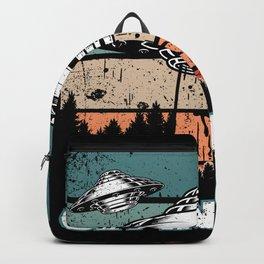 Aliens Figurine - Get In Loser Alien Backpack