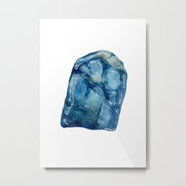Alexandrite Birthstone Metal Print
