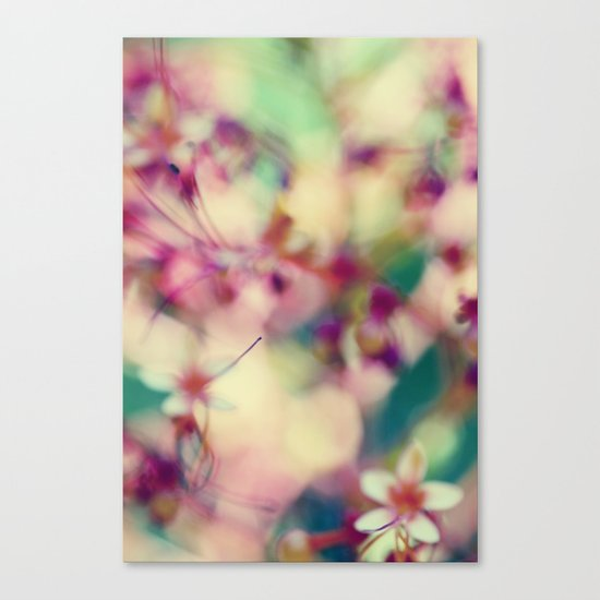 Abstract Spring Canvas Print