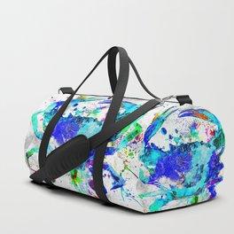Blue Crab Duffle Bag