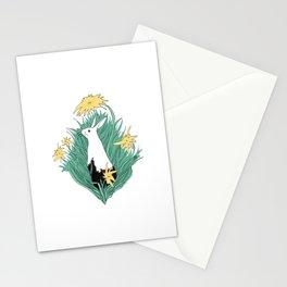 Muddy Bunny Stationery Cards