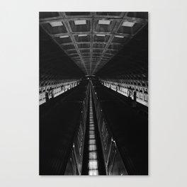 DC Metro VII Canvas Print