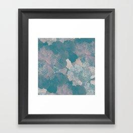 Skobeloff Floral Hues Framed Art Print
