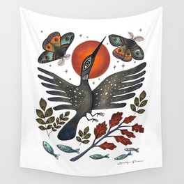 The Gift of Reincarnation Wall Tapestry