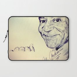 Who Ate All The Pudding? Laptop Sleeve
