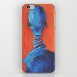 Nobody iPhone Skin