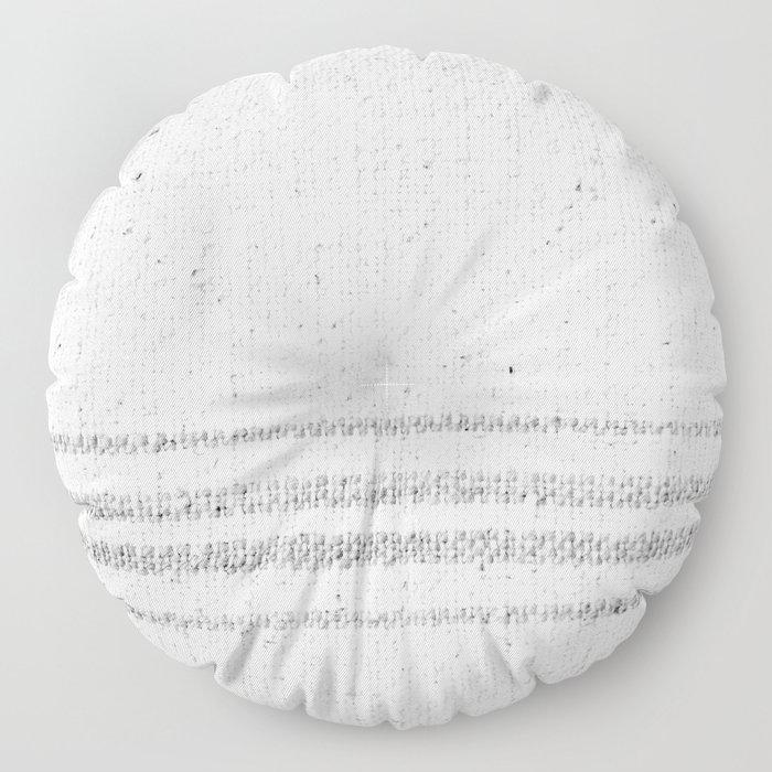 VINTAGE FARMHOUSE GRAIN SACK Floor Pillow
