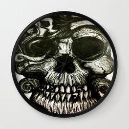 Skull of Skulls Wall Clock