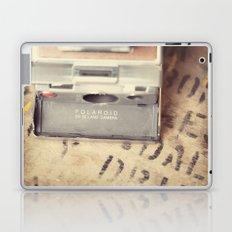 VIntage Polaroid SX-70 Laptop & iPad Skin