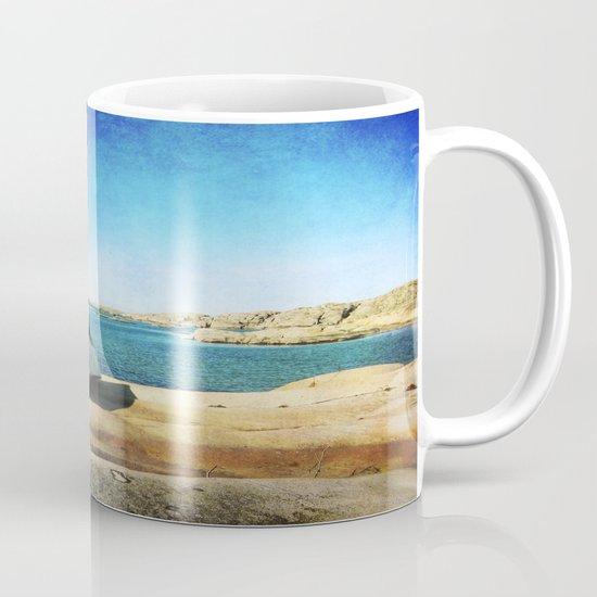 Fishing Boat Mug