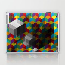 Isometric Colour Laptop & iPad Skin