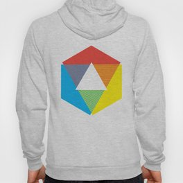 Color Wheel, design by Christy Nyboer Hoody