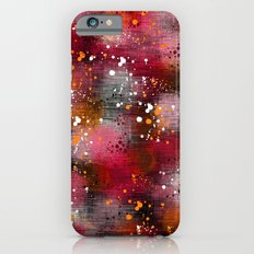 Splatter Slim Case iPhone 6s