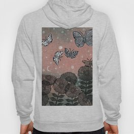 Night Garden (2) Hoody