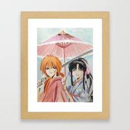 Innocent Love Framed Art Print