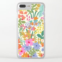 Pattern 15 Clear iPhone Case