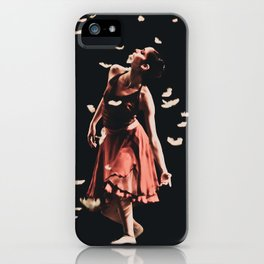 Dancing finale iPhone Case