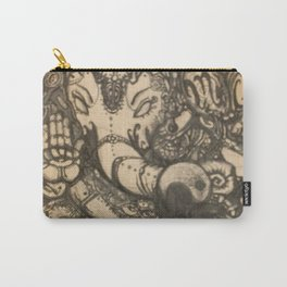 GaneshaScorpio Carry-All Pouch