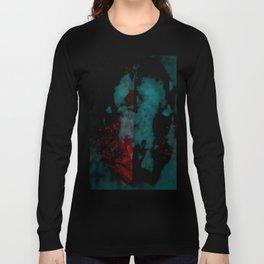 drug_Skull_blah1 Long Sleeve T-shirt