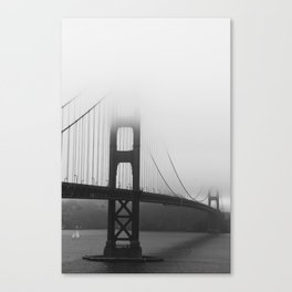SF Golden Gate Canvas Print