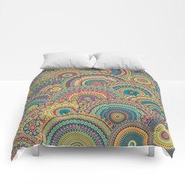 Millefiori Mandala Comforters