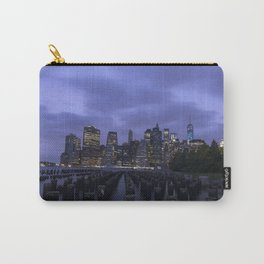New York at Night Carry-All Pouch