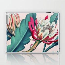 Flowering cactus IV Laptop & iPad Skin