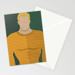 Aquaman Stationery Cards