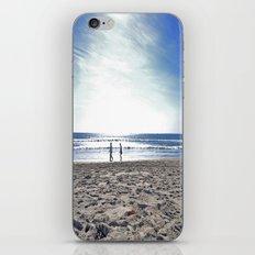 Beach Front  iPhone & iPod Skin