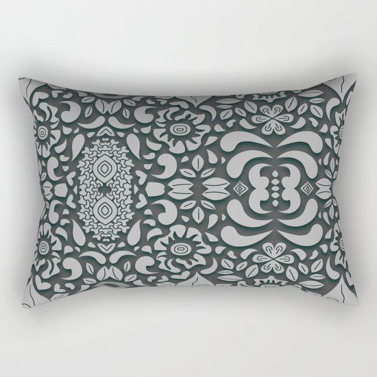 Pattern #13 Rectangular Pillow