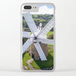 Heage Windmill Clear iPhone Case
