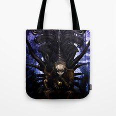 King Predator Tote Bag