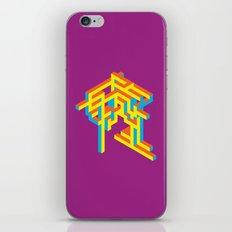 Alter iPhone & iPod Skin