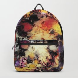 Ashes and heat Backpack