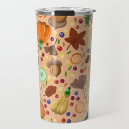 Thanksgiving #3 Travel Mug