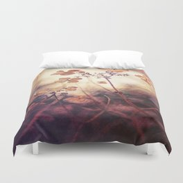 Rusty Past Duvet Cover