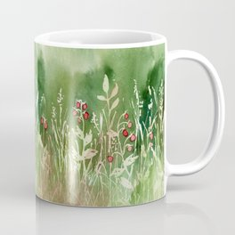 Strawberry Fields for an Indefinite Amount of Time Coffee Mug