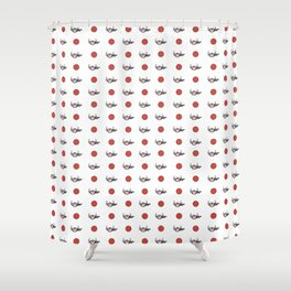 CHIPPY MONOGRAM COLLECTION Shower Curtain