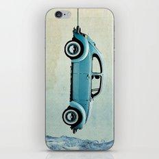Water Landing Bug iPhone & iPod Skin