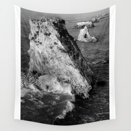 Pismo Beach Surise Wall Tapestry