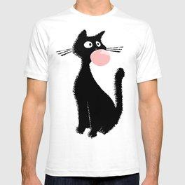 Bubblegum Kitty T-shirt