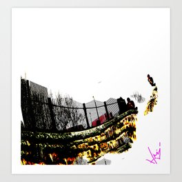 Unnamed Places// Art Print