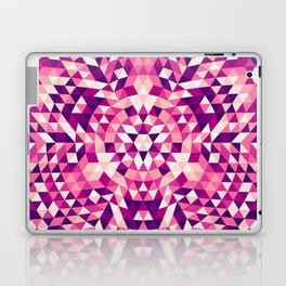 Triangle mandala 1 Laptop & iPad Skin
