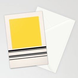 Code Yellow Stationery Cards
